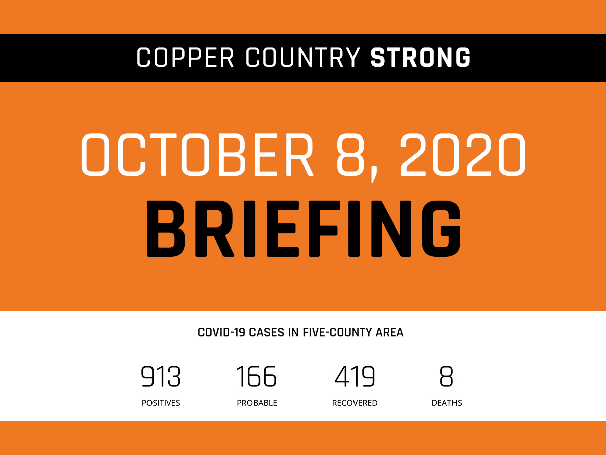 October 8 Briefing